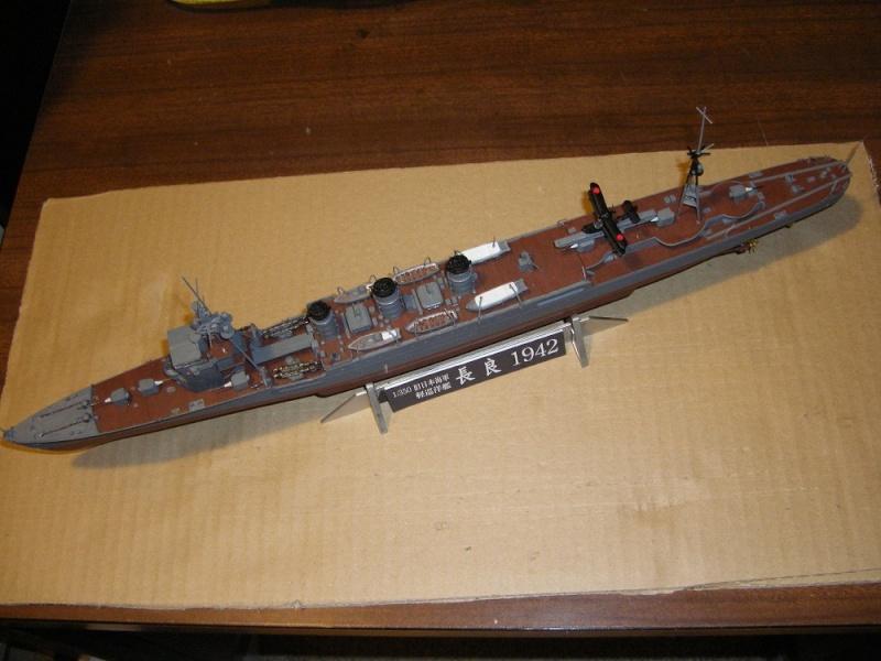 Cruiser IJN Nagara a 1/350 de Academy Imgp0622