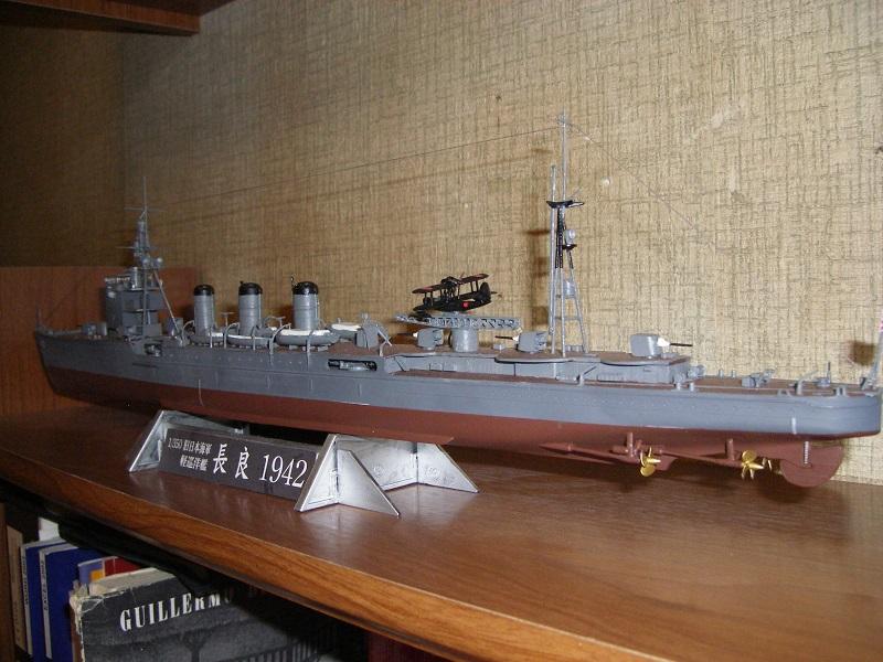 Cruiser IJN Nagara a 1/350 de Academy Imgp0627