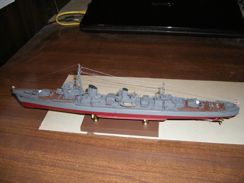 Destroyer IJN Yukikaze au  1/350, Marque Hasegawa Imgp0710