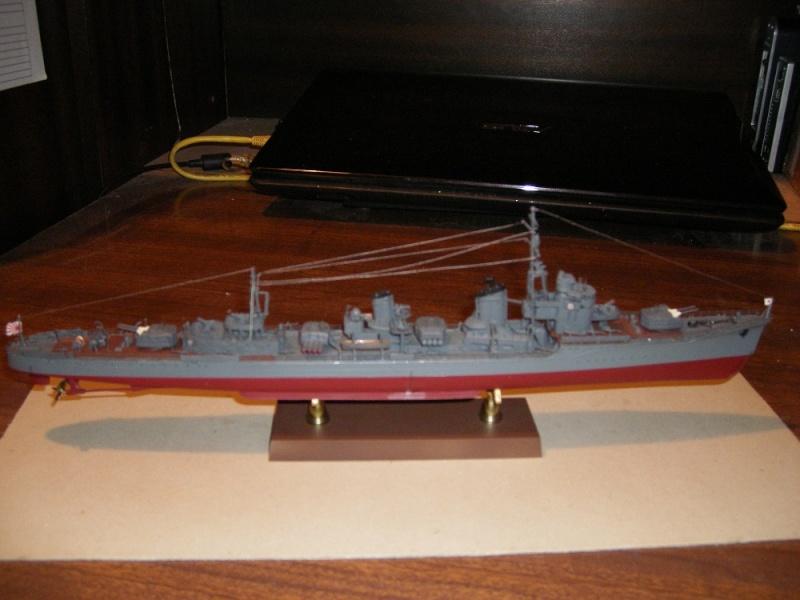 Destroyer IJN Yukikaze au  1/350, Marque Hasegawa Imgp0711