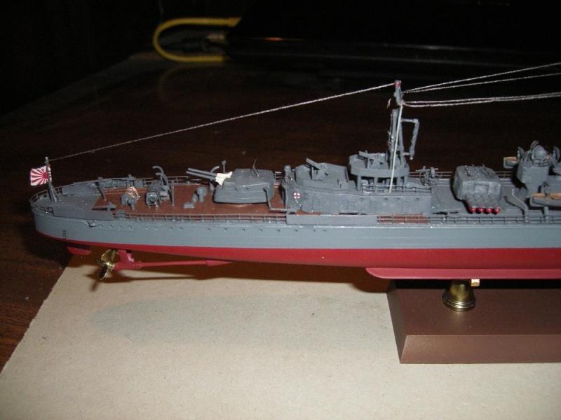 Destroyer IJN Yukikaze au  1/350, Marque Hasegawa Imgp0713