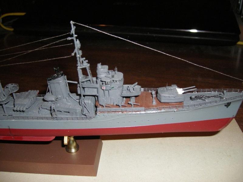 Destroyer IJN Yukikaze au  1/350, Marque Hasegawa Imgp0714