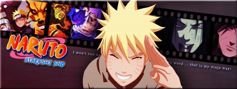 Naruto Atarashi Sho