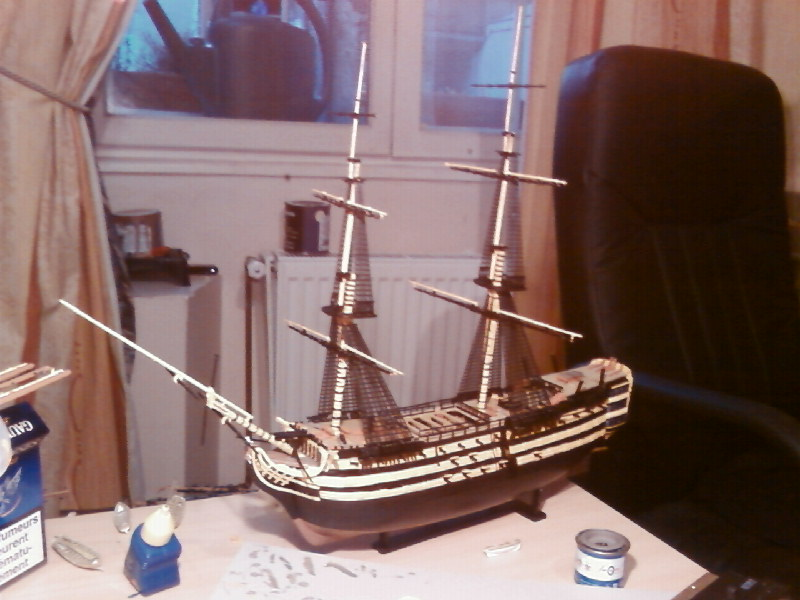 HMS Victory Revell 1:225 Sp_a0014