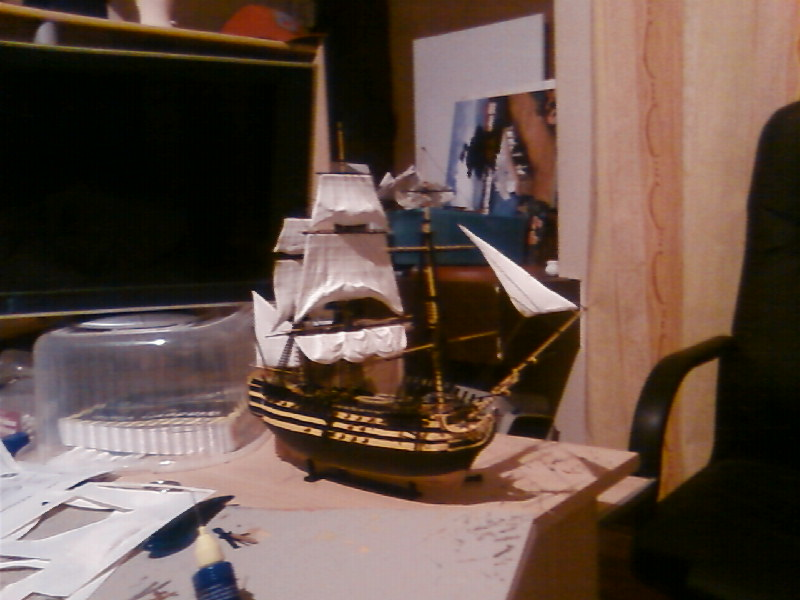 HMS Victory Revell 1:225 Sp_a0016