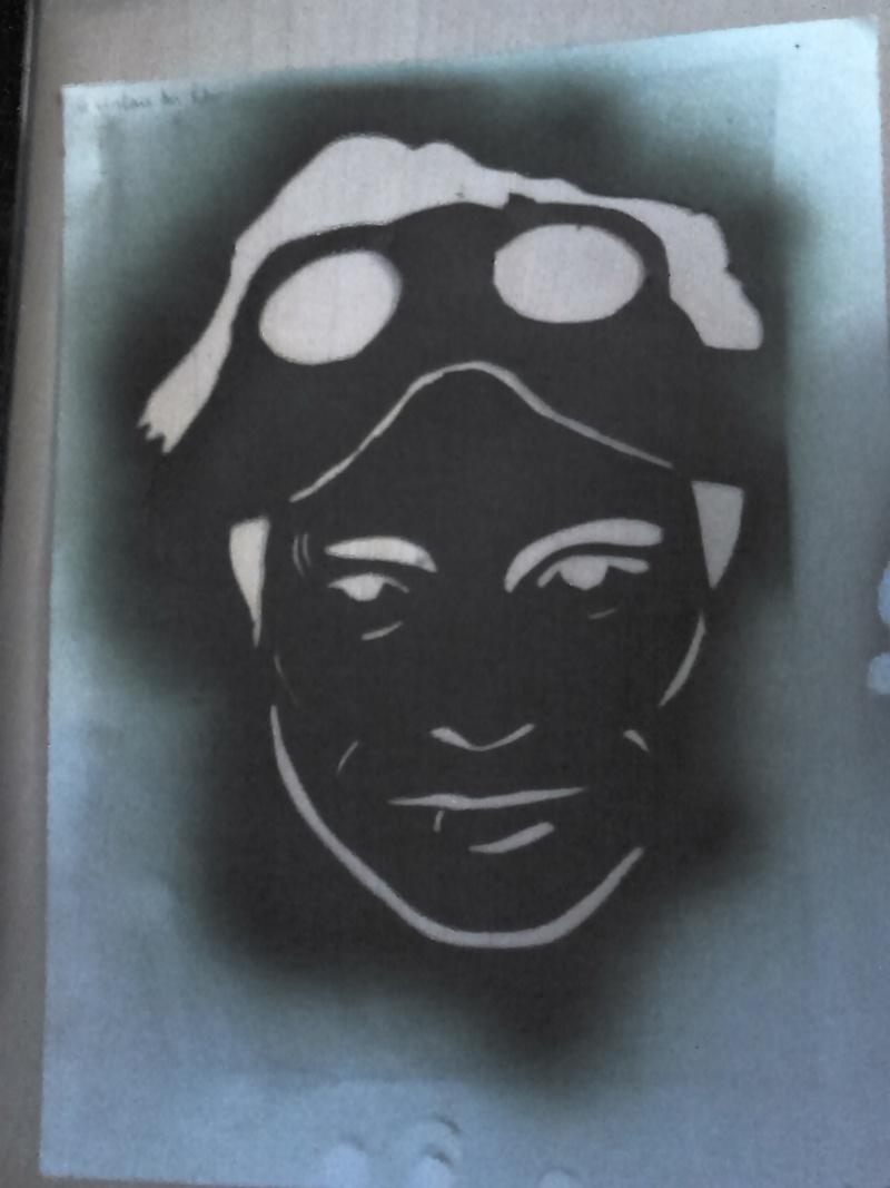 [Pochoirs] Fan art 2012 ! Dsc_0011