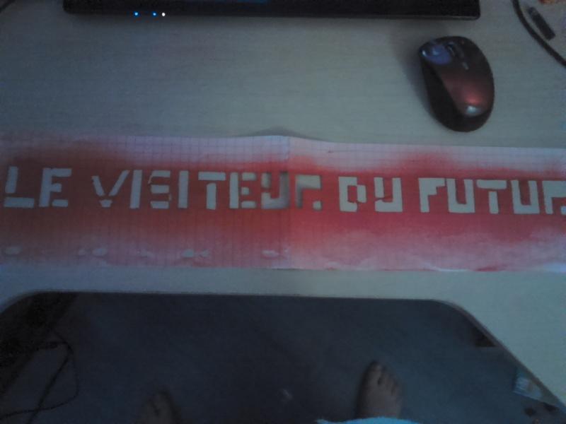 [Pochoirs] Fan art 2012 ! Dsc_0015