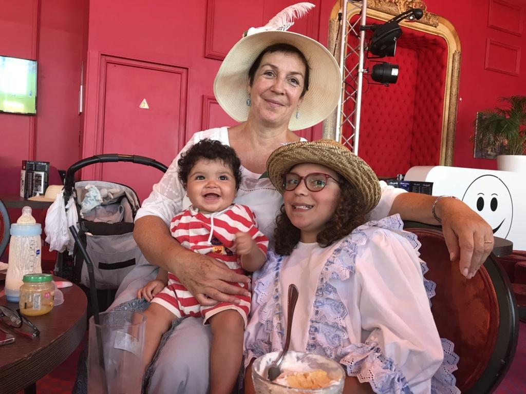 La Belle époque les 4 et 5  aout 2018, à Cabourg  - Page 2 5dd8ce10
