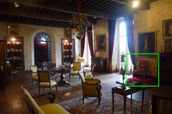 Du mobilier de Versailles au chateau de Saint-Projet ? 82st-p10