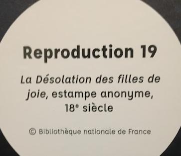 Exposition La Police des Lumières, Archives Nationales Capt1243