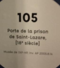Exposition La Police des Lumières, Archives Nationales Capt1255