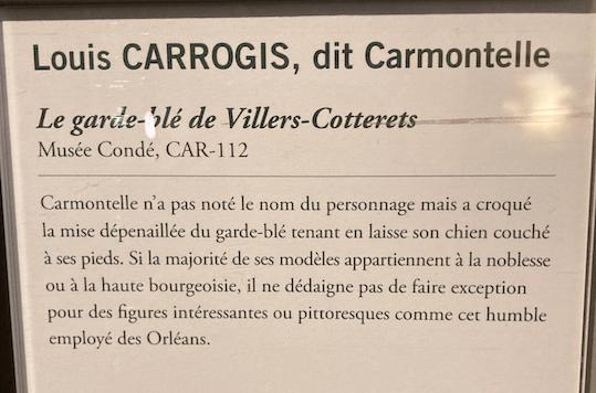 Carmontelle ou le temps de la douceur de vivre, à Chantilly Capt1286