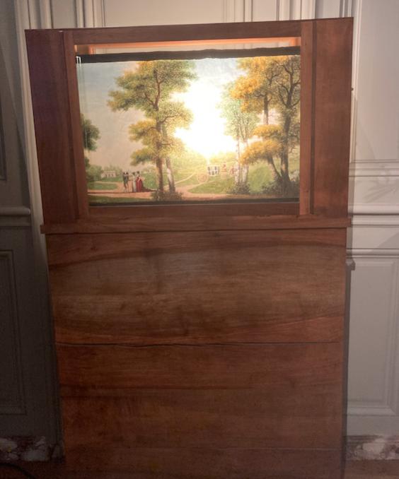 Carmontelle ou le temps de la douceur de vivre, à Chantilly Capt1289