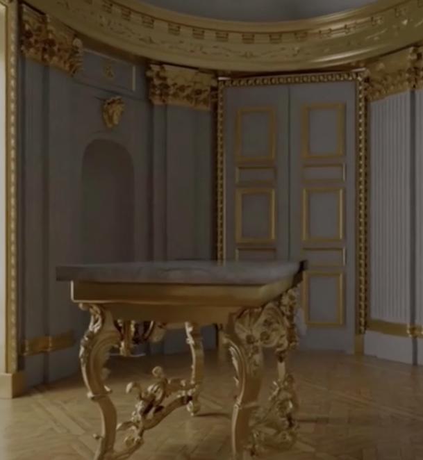 Hyacinthe Rigaud ou le portrait Soleil, expo Versailles 2020 Capt1355
