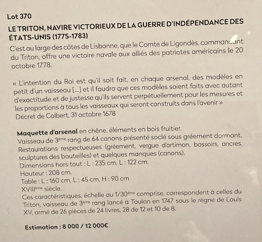 Exposition Versailles et l'Indépendance américaine - Page 2 Capt1428