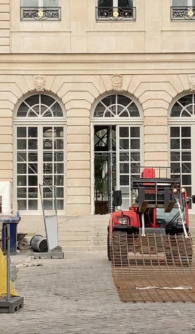 Expo. Archives nat. Les décors de la Chancellerie d'Orléans - Page 3 Capt1476
