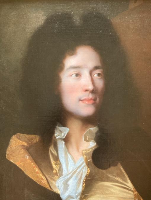 Hyacinthe Rigaud ou le portrait Soleil, expo Versailles 2020 - Page 2 Capt1554