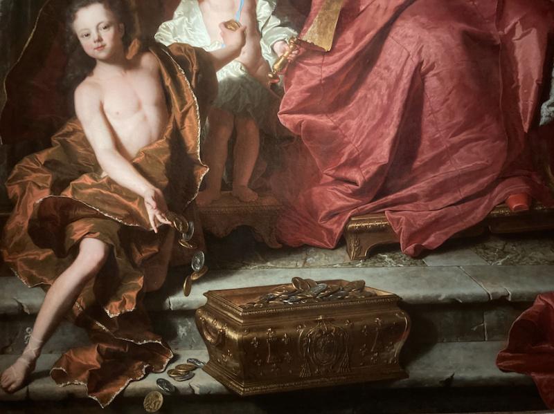 Hyacinthe Rigaud ou le portrait Soleil, expo Versailles 2020 - Page 2 Capt1569