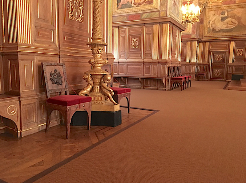 Fontainebleau Salle-de-Bal Rois du Monde Collection Al Thani Captu121