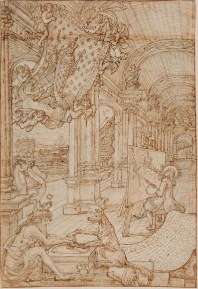 Georges Focus : La folie d'un peintre de Louis XIV Captu258