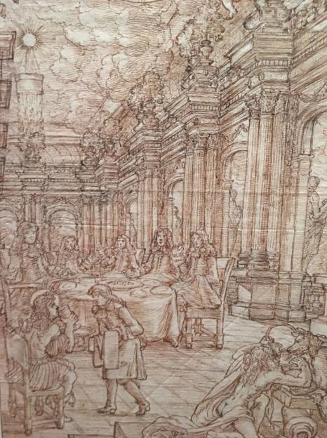 Georges Focus : La folie d'un peintre de Louis XIV Captu259