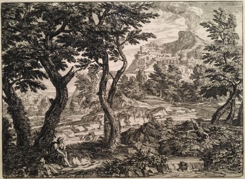 Georges Focus : La folie d'un peintre de Louis XIV Captu260