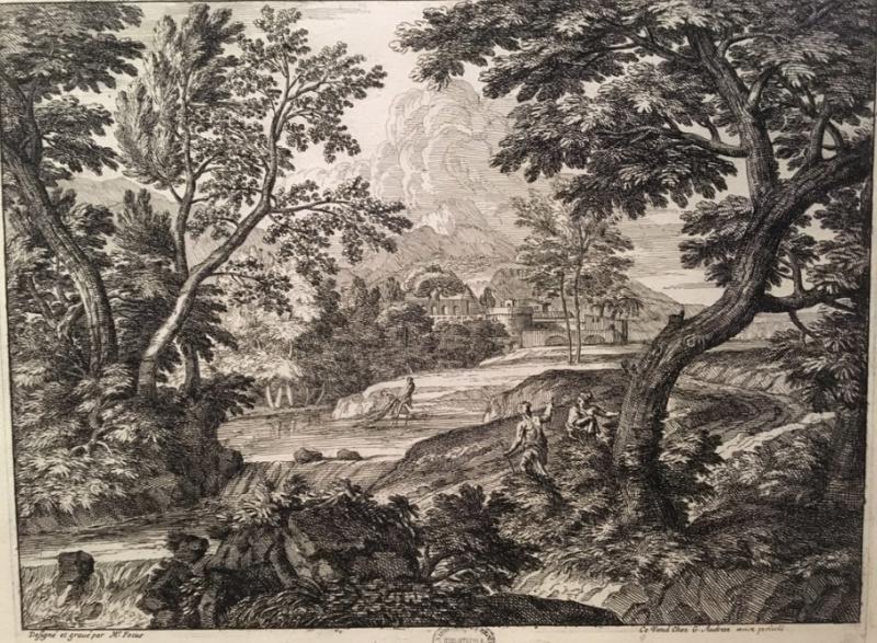 Georges Focus : La folie d'un peintre de Louis XIV Captu261