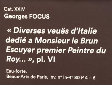 Georges Focus : La folie d'un peintre de Louis XIV Captu262