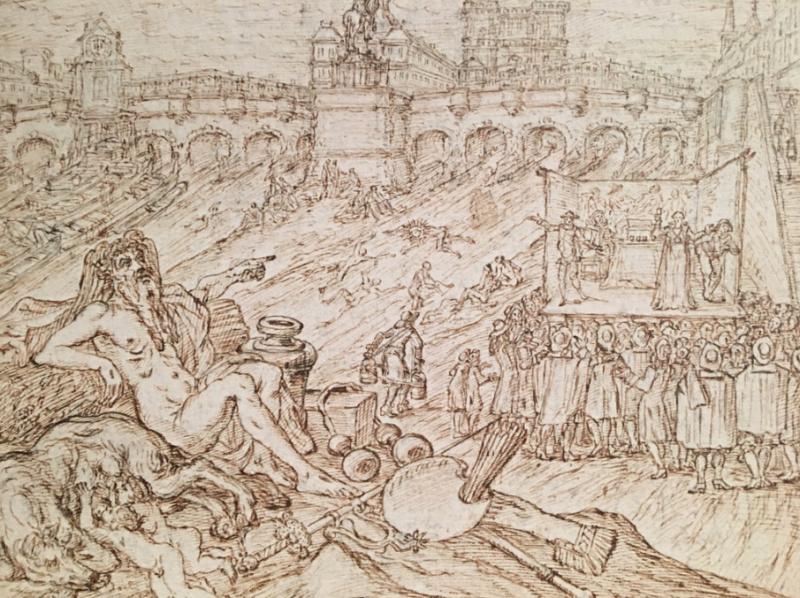 Georges Focus : La folie d'un peintre de Louis XIV Captu264