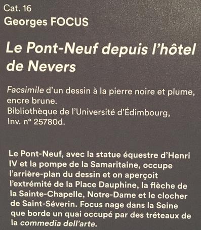 Georges Focus : La folie d'un peintre de Louis XIV Captu265