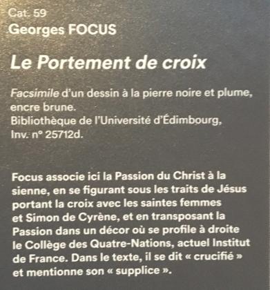 Georges Focus : La folie d'un peintre de Louis XIV Captu266