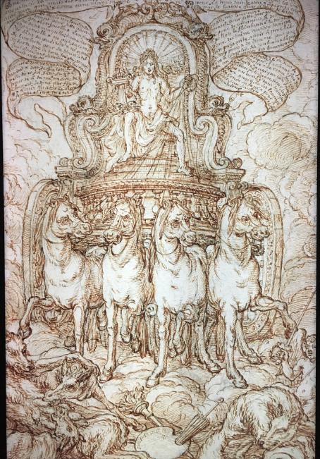 Georges Focus : La folie d'un peintre de Louis XIV Captu269