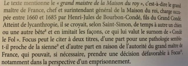 Georges Focus : La folie d'un peintre de Louis XIV Captu276