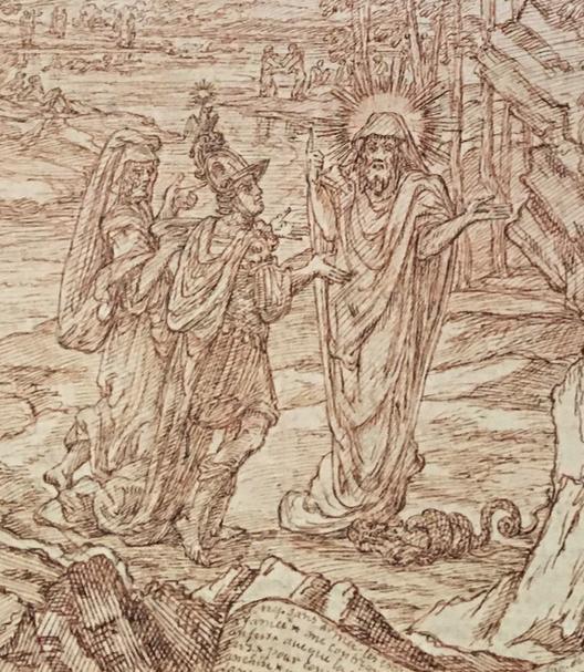 Georges Focus : La folie d'un peintre de Louis XIV Captu277