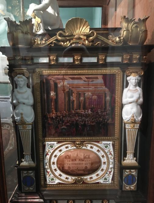 Fontainebleau, Exposition Louis-Philippe en 2018 Captu374