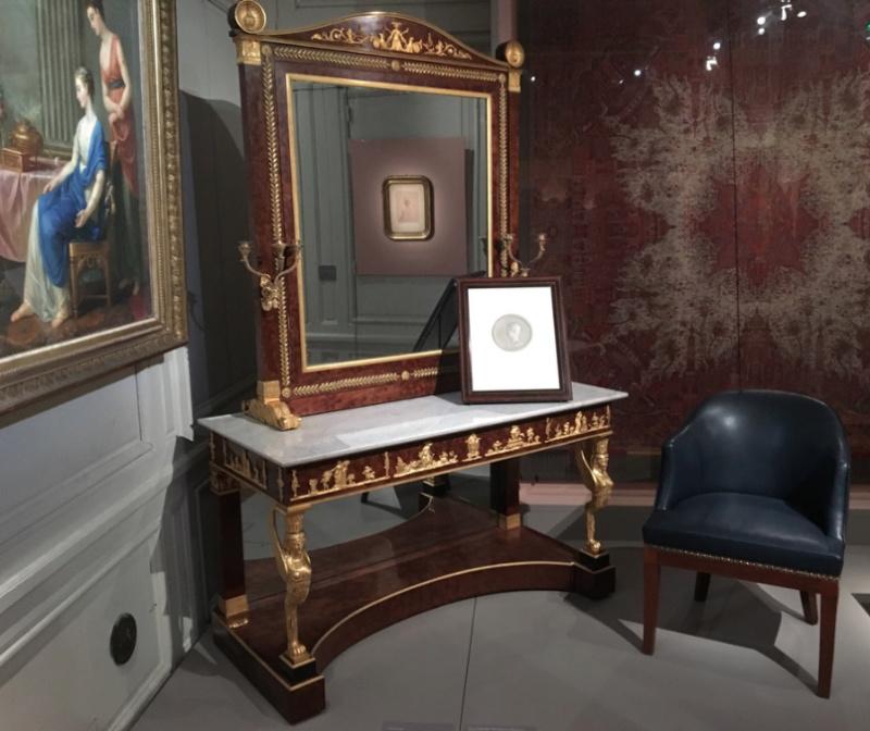 Fontainebleau, Exposition Louis-Philippe en 2018 Captu383