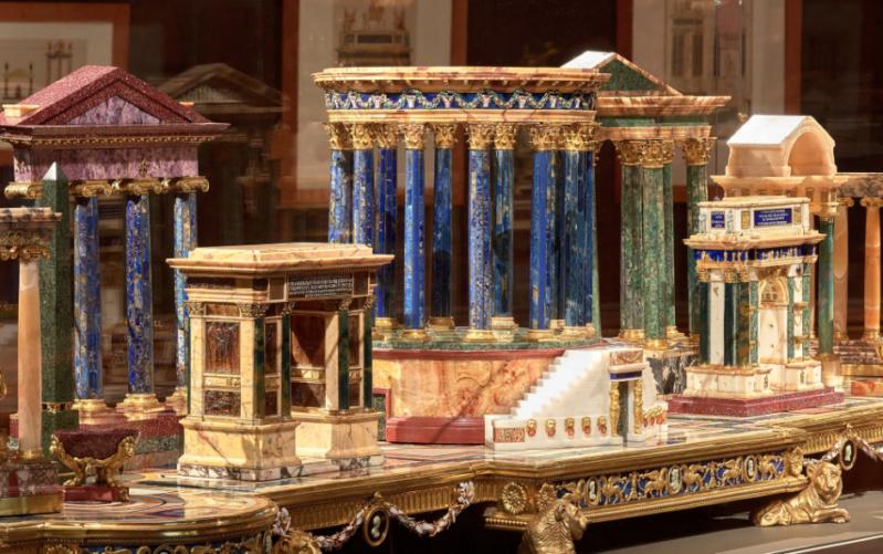 Exposition Luigi Valadier à la Frick Collection - New-York Captu418