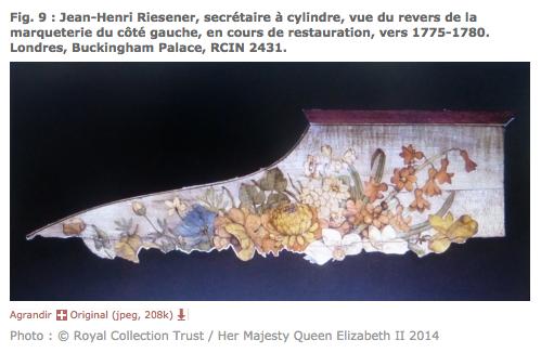 Exposition Roslin au chateau de Versailles Captu474