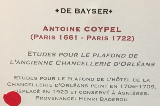 Expo. Archives nat. Les décors de la Chancellerie d'Orléans - Page 2 Captu621