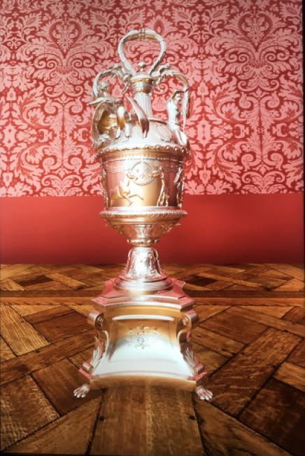 Exposition Créer pour Louis XIV, Galerie des Gobelins - Page 2 Captu791