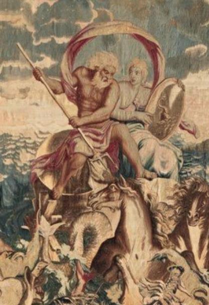 Exposition Créer pour Louis XIV, Galerie des Gobelins - Page 2 Captu793