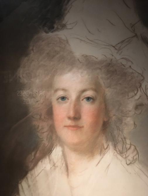 Conciergerie : Marie-Antoinette métamorphoses d'une image Captu833