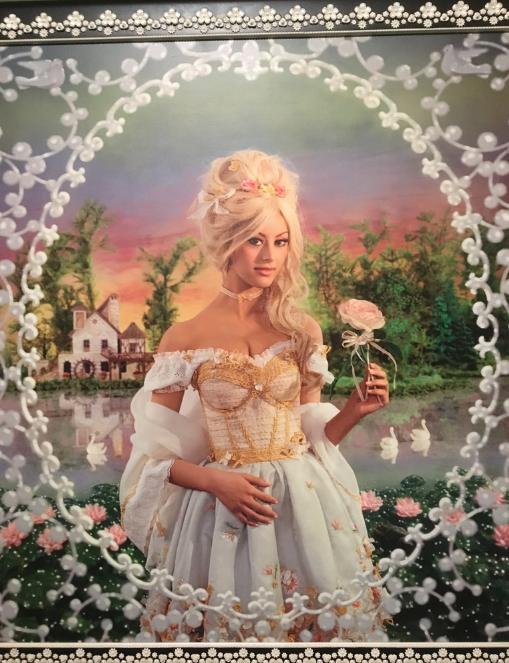 Conciergerie : Marie-Antoinette métamorphoses d'une image Captu838