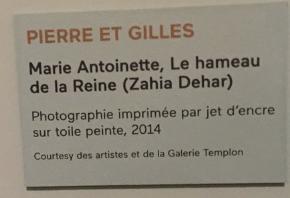 Conciergerie : Marie-Antoinette métamorphoses d'une image Captu840