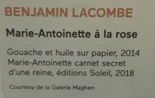 Conciergerie : Marie-Antoinette métamorphoses d'une image Captu841