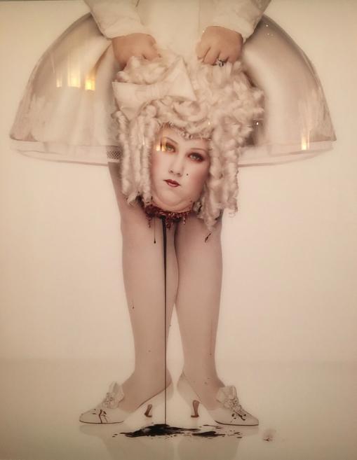 Conciergerie : Marie-Antoinette métamorphoses d'une image Captu842
