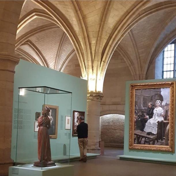 Conciergerie : Marie-Antoinette métamorphoses d'une image Captu848