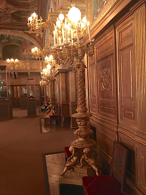 Fontainebleau Salle-de-Bal Rois du Monde Collection Al Thani Captur13