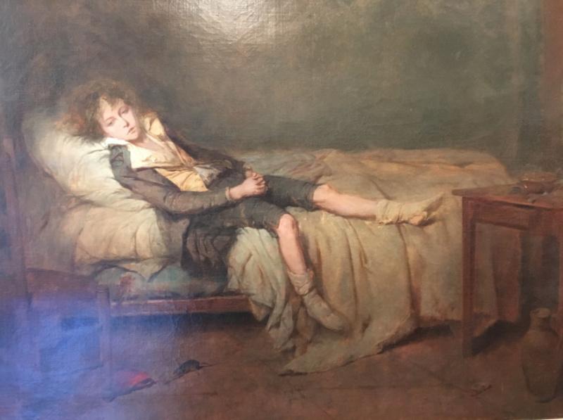 Vizille : Exposition Heurs et malheurs de Louis XVII Captur69