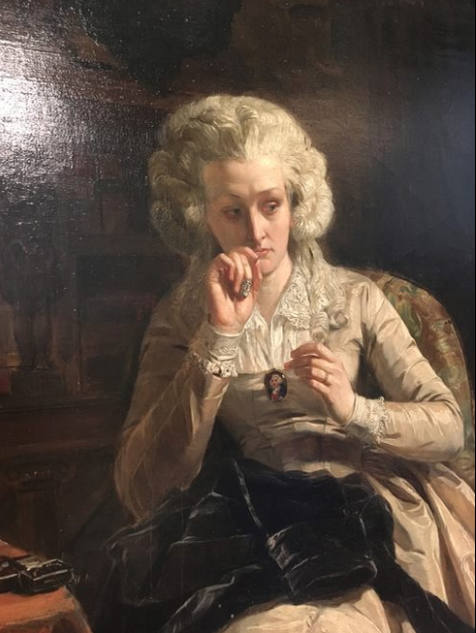Vizille : Exposition Heurs et malheurs de Louis XVII Captur76